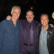 Actor Patrick Cassidy, Mark Wayman, Actor David Cassidy