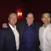 Simon Thomas, Mark, Andy Choy