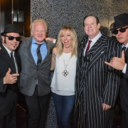 The Blues Brothers, Debbie Gibson and Don Most – The Godfather's Sit Down