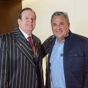 Mohegan Sun COO Michael Silberling – The Godfather's Sit Down